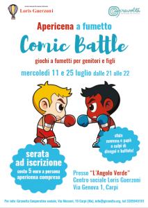 comic battle